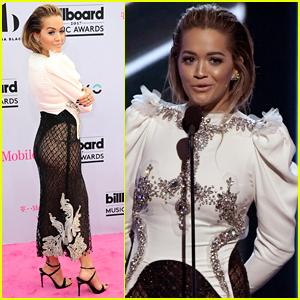 Rita Ora Goes Sexy for Billboard Music Awards 2017