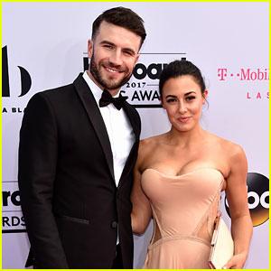Sam Hunt Brings Wife Hannah Lee Fowler to Billboard Music Awards 2017