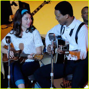 Sarah Hyland & J. Quinton Johnson Debut 'Don't Think Twice, It's Alright' Duet From 'Dirty Dancing'