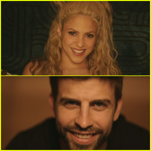 Shakira Goes on Wild Adventure With Gerard Piqué in 'Me Enamore' Music Video - Watch Now!