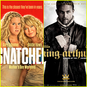 Amy Schumer's 'Snatched' Will Beat 'King Arthur' at Box Office