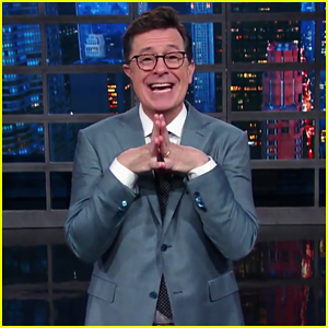 Stephen Colbert Happily Reacts To Donald Trump Calling Him 'No-Talent Guy' - Watch Here!