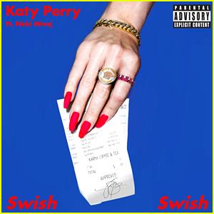 Katy Perry: 'Swish Swish' feat. Nicki Minaj Stream, Download, & Lyrics - Listen Now!
