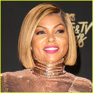 Taraji P. Henson Crashes a Maserati on Movie Set (Photos)