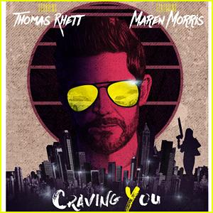 Thomas Rhett & Maren Morris Drop Action-Packed 'Craving You' Music Video - Watch Here!