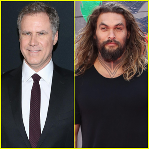 Will Ferrell & Jason Momoa Team Up For Father-Son in Comedy