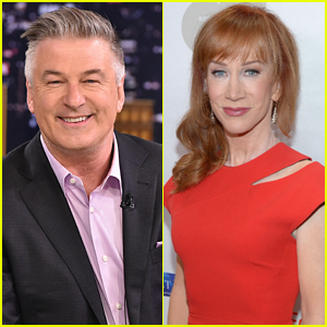 Alec Baldwin Tells Kathy Griffin to 'Ignore' Donald Trump After Controversial Photo Shoot
