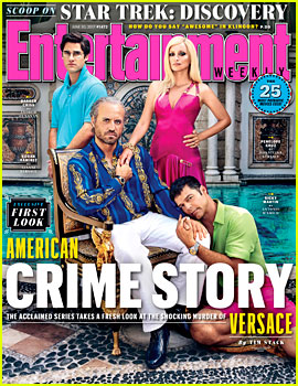 'Assassination of Gianni Versace' - First Look at 'American Crime Story'!