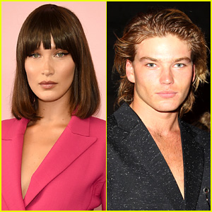 Bella Hadid Denies She's Dating Model Jordan Barrett