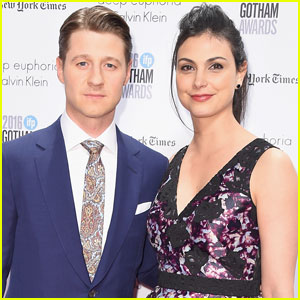 Ben McKenzie & Morena Baccarin Are Officially Married!