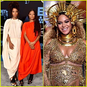 Beyonce's Acceptance Speech Delivered by Chloe & Halle at BET Awards 2017