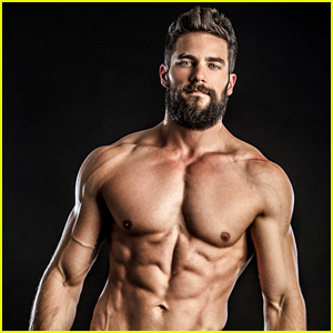 Fifty Shades' Brant Daugherty Goes Shirtless for Hot New Pics!
