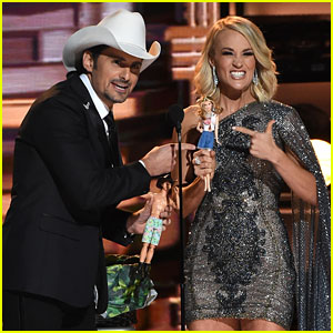 Carrie Underwood & Brad Paisley Will Host CMA Awards for 10th Year in a Row
