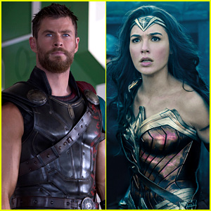Chris Hemsworth Thinks Wonder Woman Would 'Kick Thor's Ass'