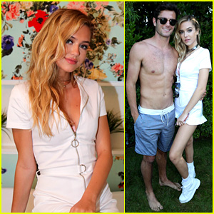 Delilah Belle Hamilin Celebrates 19th Birthday at Pool Party with Boyfriend Aidan Reilly