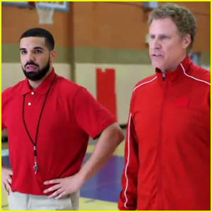 Drake & Will Ferrell Teach the Art of the Handshake During NBA Awards - Watch Now!