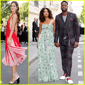 Excellent Gabrielle Union Breaking News Photos And Videos Just Jared Hairstyle Inspiration Daily Dogsangcom