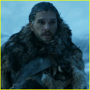 'Game of Thrones' Trailer Teases Winter Is Finally Here - Watch Now!