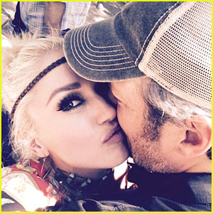 Gwen Stefani Documents Blake Shelton's 41st Birthday Party with Cute Snaps!