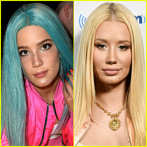 Halsey Calls Iggy Azalea a 'F--king Moron' in New Interview