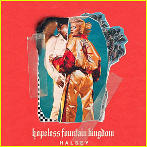 Halsey Drops New Album 'hopeless fountain kingdom' - Stream, Download, & Listen Now!