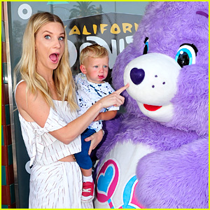 Heather Morris & Son Owen Indulge on National Donut Day!