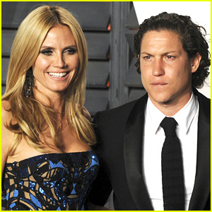 Heidi Klum's BF Vito Schnabel Responds to Photos of Him 'Kissing' Another Woman