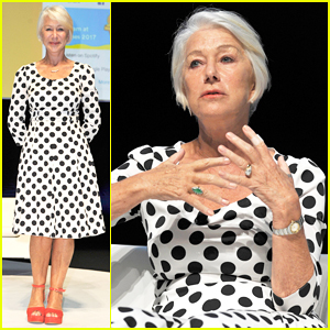 Helen Mirren Talks Scoring L'Oreal Beauty Deal At Age 69: 'It Was About Bloody Time!'