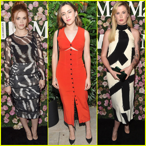 Holland Roden, Zelda Williams & Ireland Baldwin Step Out at 'Max Mara's Women in Film Party
