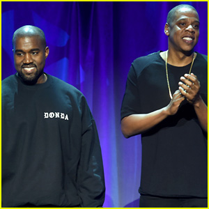 Kanye West & Jay-Z Might Be Ending Their Feud