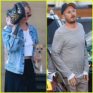 Jennifer Lawrence & Boyfriend Darren Aronofsky Step Out for Date Night in Malibu