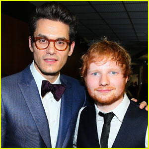 John Mayer on Influencing Ed Sheeran & Shawn Mendes: 'Those Guys Are Me'