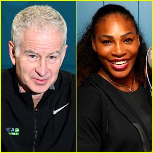 John McEnroe Says Serena Williams Would Rank #700 Among Men