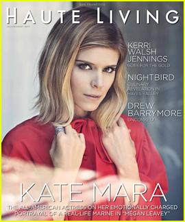 Kate Mara Says She Grew Up on Musicals