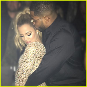 Khloe Kardashian Gets Grossed Out While Boyfriend Tristan Thompson Cooks Kidneys (Video)