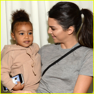 Kim Kardashian Shares Kendall Jenner's Thoughtful Birthday Gift For North