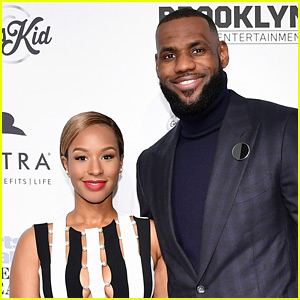 Who is LeBron James' Wife? Meet Savannah Brinson!