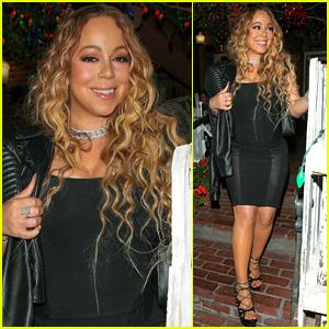 Mariah Carey Returns Home After Getaway with Bryan Tanaka