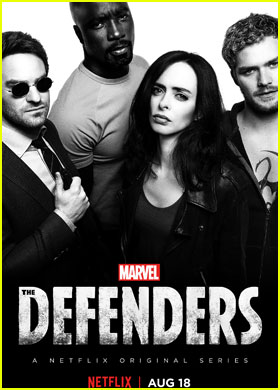 'Marvel's The Defenders' Gets Brand New, Badass Poster