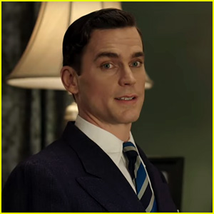 Matt Bomer Goes Back to Old School Hollywood in 'Last Tycoon' Trailer for Amazon!