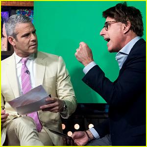Matt Lauer Recreates His Tom Cruise Interview, as Tom! (Video)
