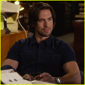 Milo Ventimiglia Says Jess Was Good For Rory on 'Gilmore Girls'