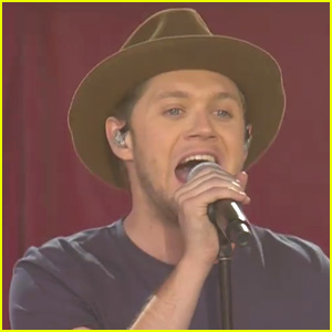Niall Horan Sings 'Slow Hands' at 'One Love Manchester' (Video)