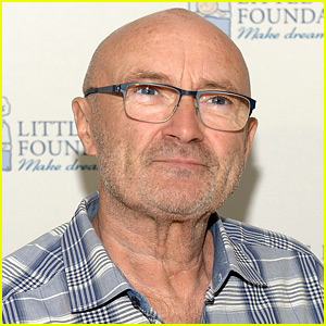 Phil Collins Hospitalized for 'Severe Gash' on His Head