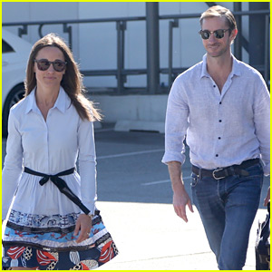 Pippa Middleton & James Matthews Are 'Having a Wonderful Time' on Their Honeymoon!