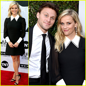 Reese Witherspoon Joins a Future Co-Star at AFI Tribute Gala