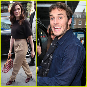 Rachel Weisz & Sam Claflin Get Excited for 'My Cousin Rachel!'