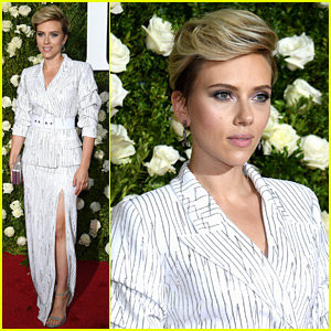 Past Winner Scarlett Johansson Returns to the Tony Awards!