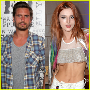 Scott Disick & Bella Thorne are Still Hooking Up, But 'Have an Understanding' - Report