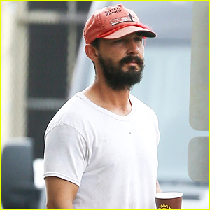 Shia LaBeouf Gears Up for 'Peanut Butter Falcon' Filming